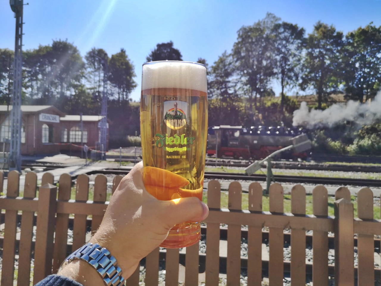 Kocsmázva utazni utazva kocsmázni - Szőr Levente, Sehmatal, Németország