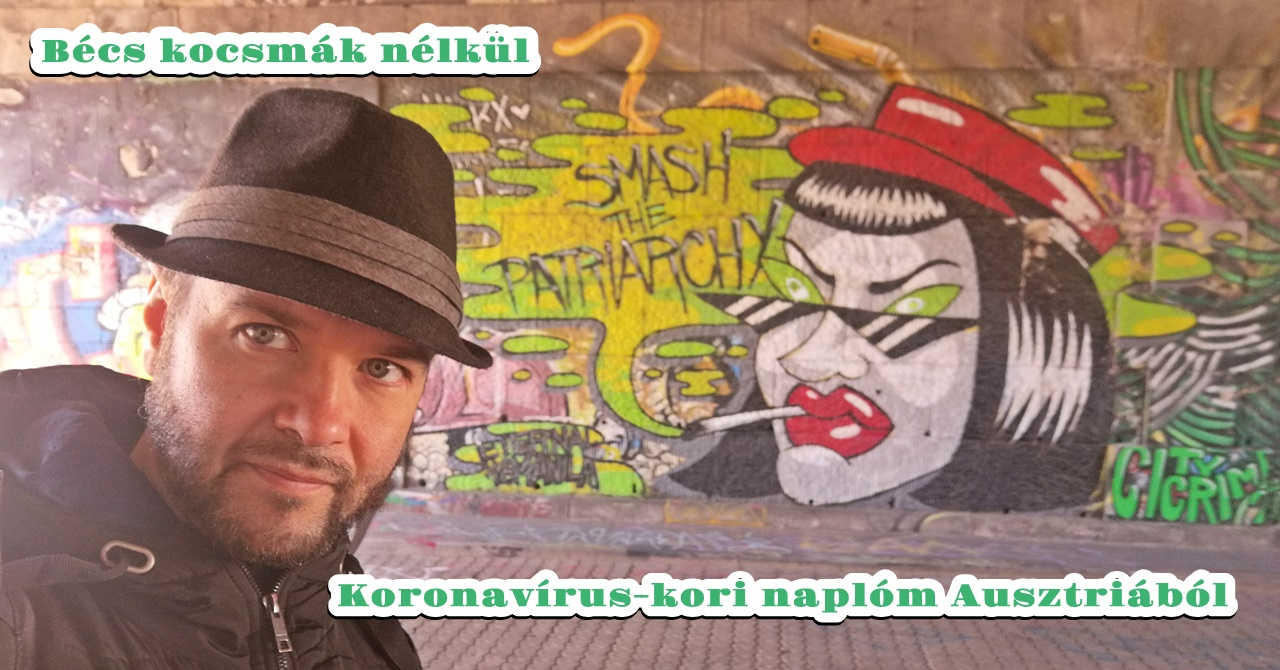Bécs - Koronavírus cikk - címlap Kocsmaturista