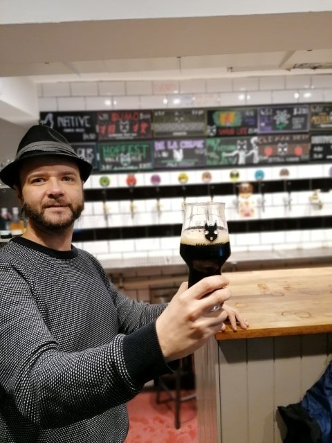 Mad Squirrel Taproom & Bottleshop, Chesma, Anglia - Kocsmaturista 05
